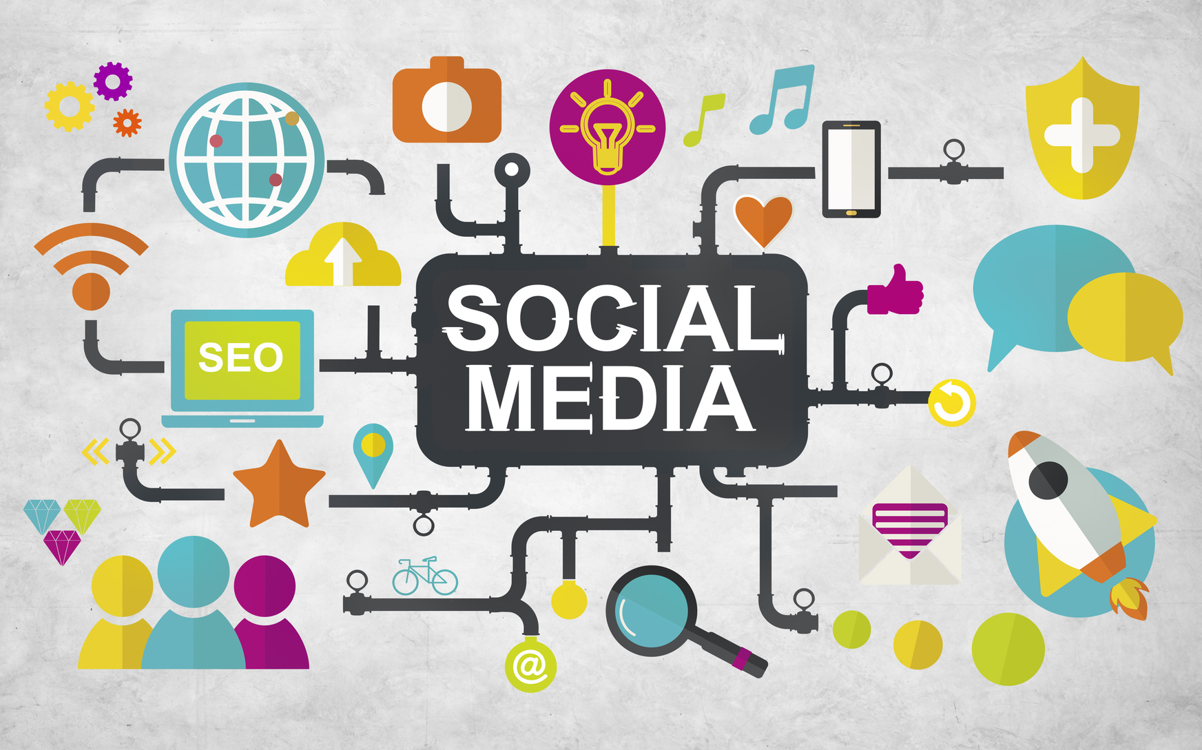 Social Media & Search marketing