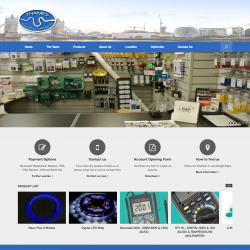 Thames Electrical - Website Design and Development